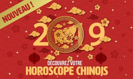 Découvrez votre Horoscope Chinois 2019